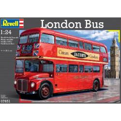 REVELL : LONDON BUS   124...