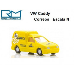 RIEZTE : FURGONETA VW Caddy...