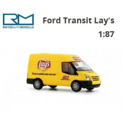 RIEZTE : FORD TRANSIT LAY´S...