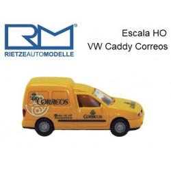 RIEZTE : VW CADDY   CORREOS...