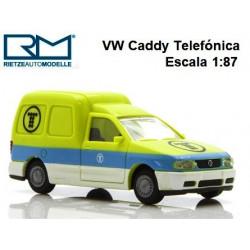RIEZTE :  VW Caddy...