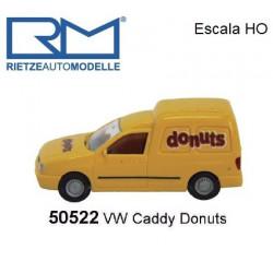 RIEZTE : VW CADDY DONUTS...