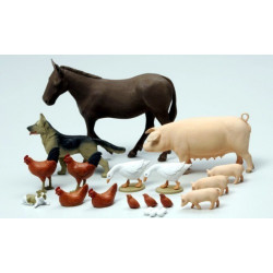 TAMIYA :  ANIMALES DE...