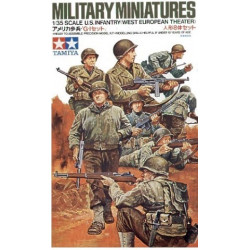 TAMIYA : U.S. Infantery...