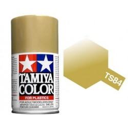 TAMIYA : SPRAY METALIC GOLD...