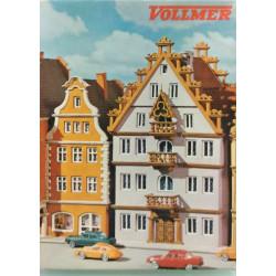 VOLLMER: Edificio ciudad...