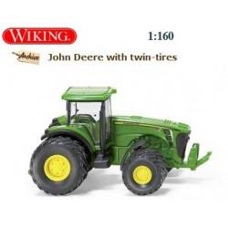 WIKING : TRACTOR JOHN DEERE...