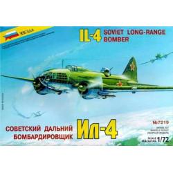 ZVEZDA :  IL-4 BOMBARDERO...