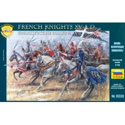 ZVEZDA: FRENCH KNIGHTS XV...