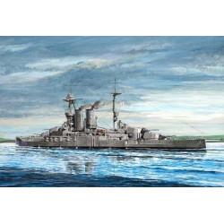 TRUMPETER: HMS WARSPITE...