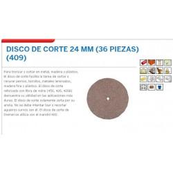 DREMEL : DISCO DE CORTE 24...
