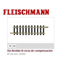 FLEISCHMANN :  VIA RECTA...