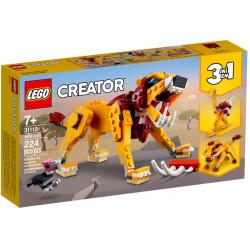 LEGO CREATOR : LEON SALVAJE