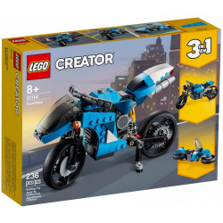 LEGO CREATOR : SUPERMOTO