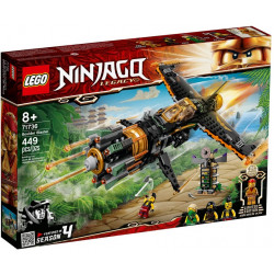 LEGO NINJAGO : DESTRUCTOR...