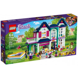 LEGO FRIENDS : CASA...