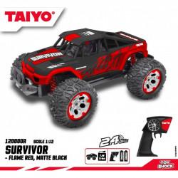TAIYO : COCHE R.C. SURVIVOR...