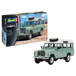 REVELL : LAND ROVER SERIES...