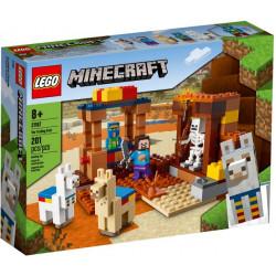 LEGO Minecraft : El Puesto...